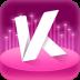 KK唱响-美女视频交友直播 社交 App LOGO-硬是要APP