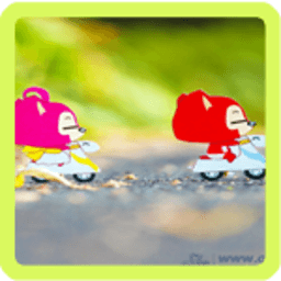 阿狸动态壁纸 工具 App LOGO-APP試玩