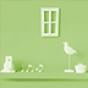 温馨小屋桌面主题—魔秀 工具 App LOGO-APP試玩