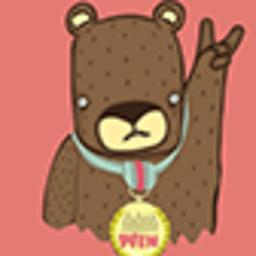 工具App 小笨熊桌面主题—魔秀 LOGO-3C達人阿輝的APP