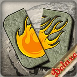 火球切割奢华版 FireBall Deluxe 休閒 App LOGO-APP開箱王