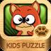 宝宝拼图学英文-动物集合 益智 App LOGO-硬是要APP