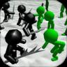 Stickman Simulator: Zombie Battle