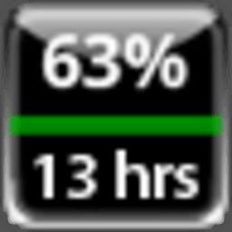 电池时间 工具 App LOGO-硬是要APP
