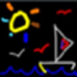 神奇彩虹画板 生活 App LOGO-APP試玩