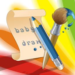 宝贝画画看 for Pad(1280*800) 教育 App LOGO-硬是要APP