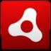Adobe AIR 程式庫與試用程式 LOGO-阿達玩APP