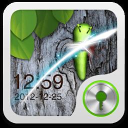 3D虫子-GO锁屏主题 工具 App LOGO-硬是要APP
