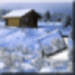 冰雪风景系列智力拼图 休閒 App LOGO-硬是要APP