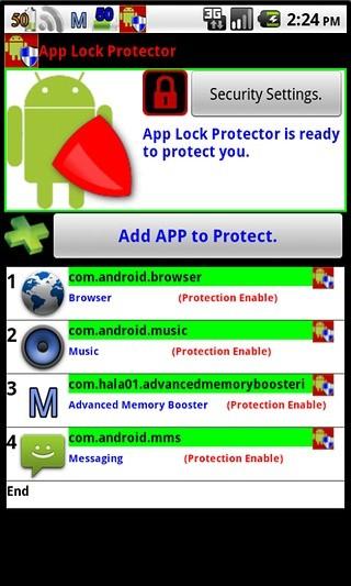 手机应用保护锁|玩程式庫與試用程式App免費|玩APPs
