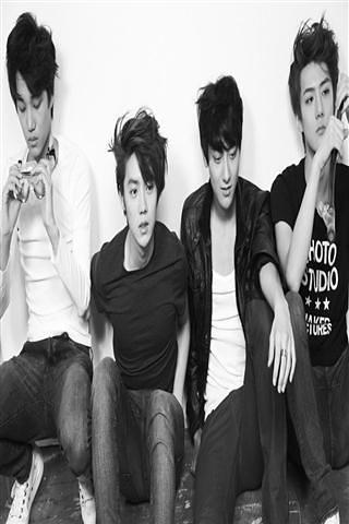 EXO K 2013壁纸