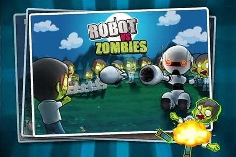 玩免費休閒APP|下載RobotVsZombies app不用錢|硬是要APP