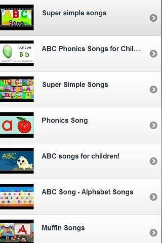 ABC Kids Song