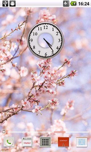 樱花季节91主题