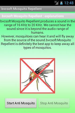 安卓手机驱蚊器