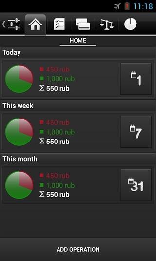 玩免費商業APP|下載Expense Manager app不用錢|硬是要APP