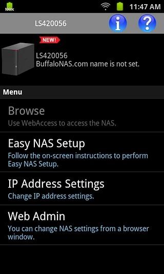 SmartPhone Navigator