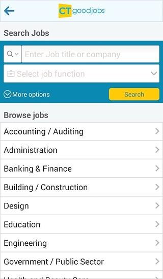 玩免費商業APP|下載CTgoodjobs app不用錢|硬是要APP