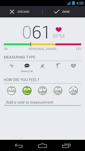 玩健康App|Runtastic Heart Rate免費|APP試玩