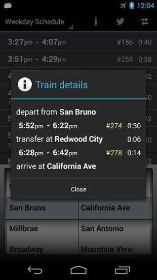 加州火车安卓