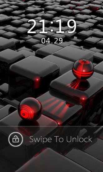 魔幻方块-FUN主题解锁屏