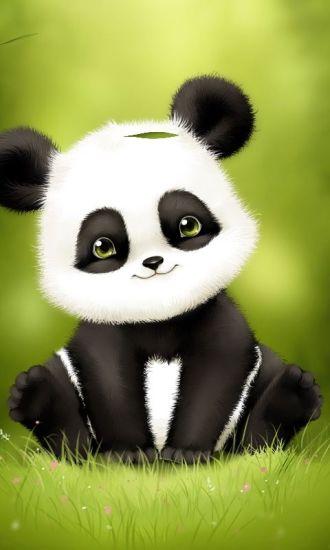 熊猫苗苗动态壁纸3D