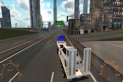 模拟卡车 Truck Simulator2013