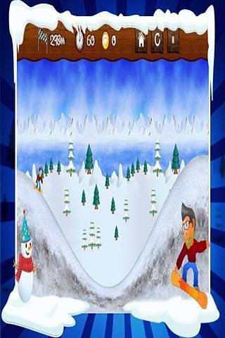 玩免費休閒APP|下載赛车怪诞滑雪冲浪 app不用錢|硬是要APP