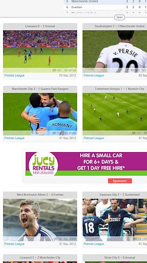 玩免費工具APP|下載Premier League Highlights 2013 app不用錢|硬是要APP