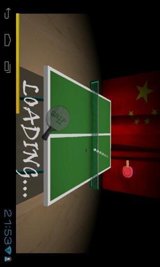 3D国际乒乓球大赛