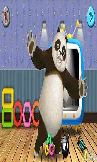 会说话的熊猫3D