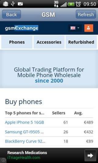 全球贸易业务