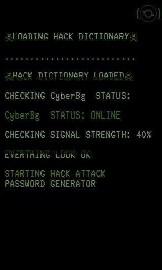 破解的黑客攻击的wi-fi