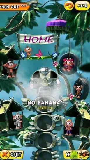 猴子摘水果2
