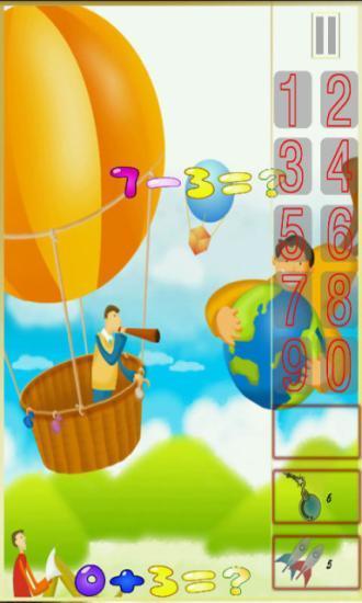 数字大作战-儿童算术启蒙|玩工具App免費|玩APPs