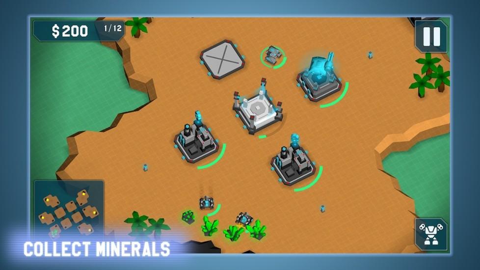 机械战争 MechCom - 3D RTS
