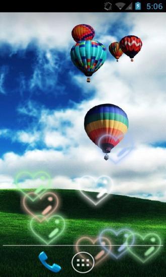 天空之恋动态壁纸