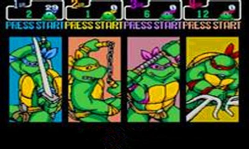3D忍者神龟