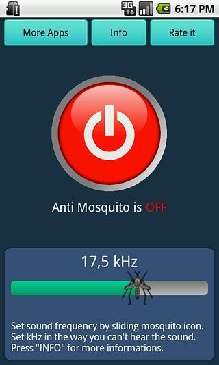 防蚊子的声音