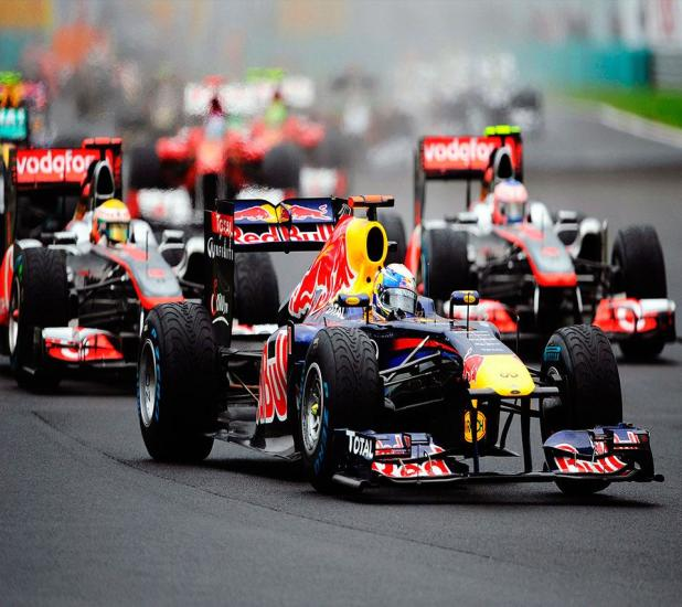 F1模拟器HD