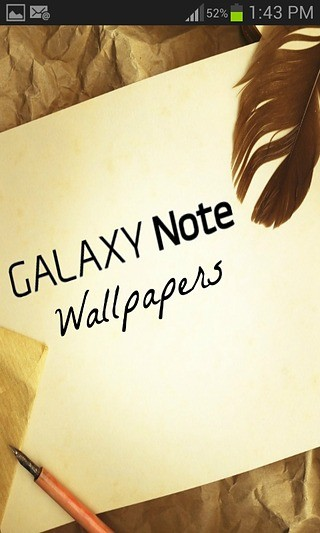 Galaxy Note Wallpapers