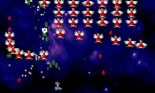 小鸡入侵者2圣诞节版