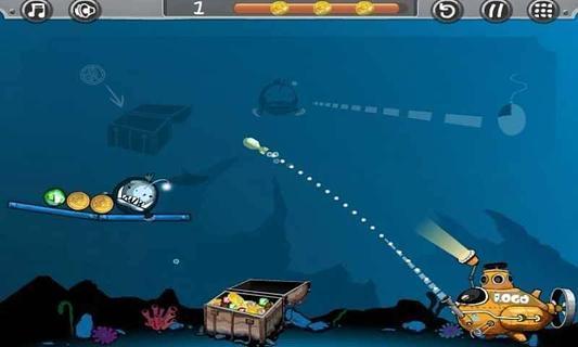 机器人深海寻宝大行动