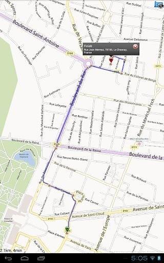玩交通運輸App|地图和全球定位系统免費|APP試玩