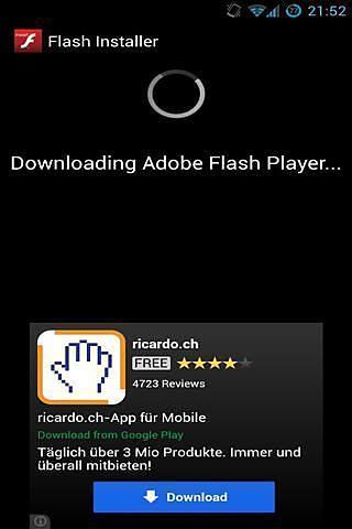 玩免費工具APP|下載Flash安装程序 app不用錢|硬是要APP