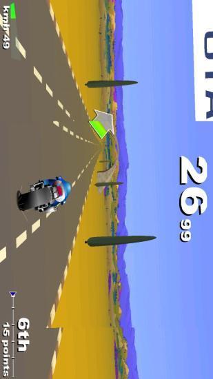 极速摩托单机游戏