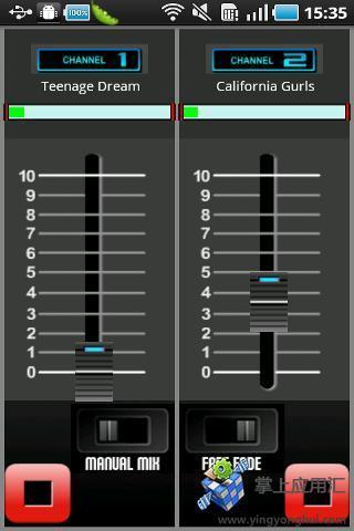 玩休閒App|DJ混音台精(简版)免費|APP試玩