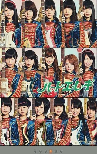 AKB48墙纸写真铃声