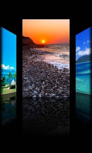 海边美景动态壁纸