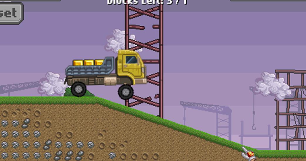 半卡车司机 - 儿童游戏 Free Kids game